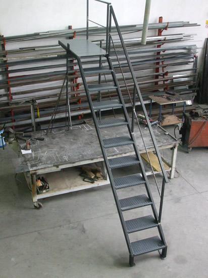 Scale in ferro battuto firenze scale in ferro battuto empoli - Scale per esterni ...
